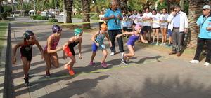 Modern Pentatlon Federasyonu Biathle-Triathle Türkiye Şampiyonası