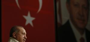 """Cumhurbaşkanı Erdoğan: """"Üniversitelerde tek tipçiliğe karşıyız"""""""