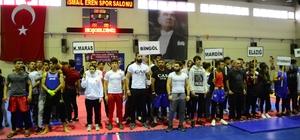 Bitlis'te Türkiye Wushu Kung Fu turnuvası düzenlendi
