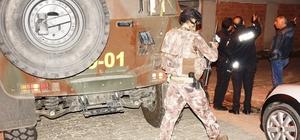 Aydın'da gece yarısı operasyonu Pompalı tüfekli şahıs her yerde aranıyor