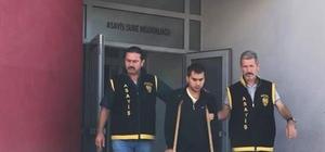Yağma yaptı 17 yıl hapis cezası aldı Adana'da gece silahlı yağma olayına karışmaktan 17 yıl hapis cezası alan firari yakalandı