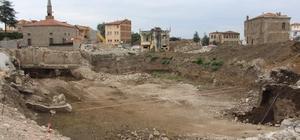Dünyanın en eski limanlarından biri Trabzon'da ortaya çıktı Trabzon'da Ortahisar Belediye binasının yapımı sırasında Pazarkapı mevkiinde Roma İmparatorluğu dönemine ait dünyanın en eski liman yapılarından birine rastlanıldı