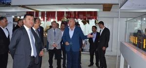 Erzurum Günlerinde Çat Belediyesinin standı ilgi gördü