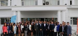 Bilnet Diyarbakır Kampüsü velileri kahvaltılı toplantıda buluştu