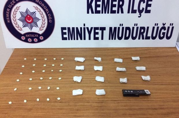 Antalya'da genetiğiyle oynanarak ölümcül derecede etkisi artırılmış uyuşturucu ele geçirildi ile ilgili görsel sonucu