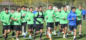 Atiker Konyaspor Çaykur Rizespor hazırlıklarını sürdürüyor