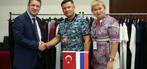 İHKİB'den Rus pazarına yönelik iç giyim fuarı