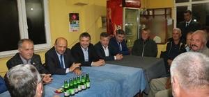 AK Parti Milletvekili Işık, köyleri ziyaret etti