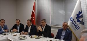 """26. Dönem AK Parti Kastamonu Milletvekili Murat Demir: """"Kalkınmak için mutlaka üretmeliyiz"""""""