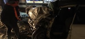 Muş'ta trafik kazası: 2 ölü, 4 yaralı