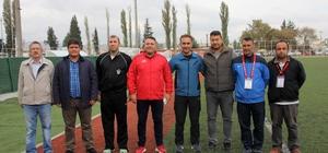 Arıcıoğlu, amatör maçları izledi Amatör Spor haftası etkinlikleri sürüyor