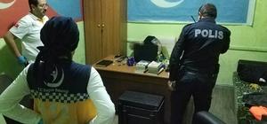 Samsun'da büfeci iş yerinde silahlı vurulmuş halde bulundu