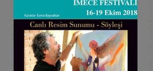 İmece Kültür Festivali yarın başlıyor Büyükelçi Christian Berger İmece Festivali'ne katılacak