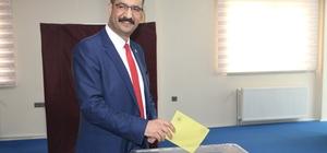 Sivas Barosu Başkanlığı'na Hacı Yılmaz Demir seçildi