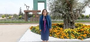 Şahin, Oğuzeli Kültür Kapısı'nı inceledi