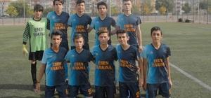 Kayseri U-17 Futbol Ligi A Grubu Hacılar Erciyesspor-Belsinspor: 6-3