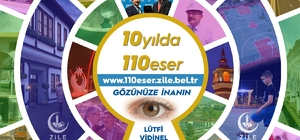 """Başkan Vidinel, """"10 Yılda 110 Eser"""" Projelerini Sundu"""