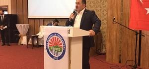 """26. Dönek AK Parti Kastamonu Milletvekili Murat Demir; """"Kastamonuluların, İstanbul'da daha aktif rol alması gerekiyor"""" """"Göreve talip olmaktan da korkmayın"""""""