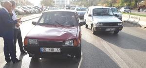 Kırıkkale'de otomobil yayaya çarptı: 1 ölü