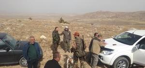 Sivas'ta usulsüz avlanan 65 avcıya işlem