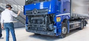 Mercedes-Benz Türk yeni Ar-Ge Merkezi ile dünyaya mühendislik ihraç edecek