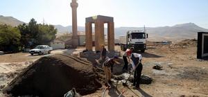 Çanakkale Şehitleri Anıt Parkı'nda çalışmalar devam ediyor