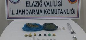 Jandarmanın uyuşturucu ile yakaladığı şüpheli tutuklandı