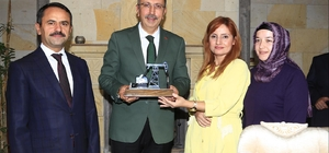 AK Parti Batman Kadın Kolları yönetici ve üyeleri Nevşehir'de