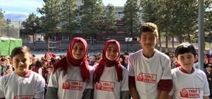 Okuldan 'Yerli Üretim'e tanıtım desteği Ladik İmam Hatip Ortaokulu 'Yerli Üretim'i tanıtan klip hazırladı