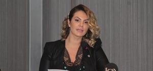TÜGİAD Çukurova Şubesi'nde başkanlığa yeniden Gül Akyürek Balta seçildi