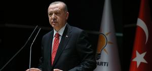 İkinci AK Parti İlçe Başkanları Toplantısı