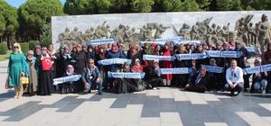 Beyşehir Belediyesinin Çanakkale gezileri sürüyor