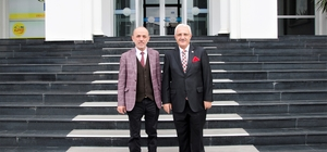 Başsavcı Lütfi Dursun'dan Başkan Öztürk'e ziyaret