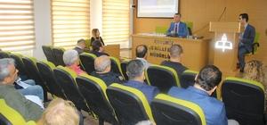 """Kaymakam Sırmalı; """"Edremit'i 2023 yılında turizmde marka şehir hedefine ulaştıracağız"""""""