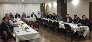 SGK teşvik ve destekleri konusunda bilgilendirme toplantısı gerçekleştirildi.