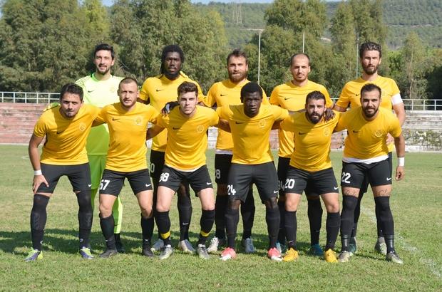 Aliağaspor FK deplasmandan 1 puan ile döndü Spor Toto Bölgesel Amatör Ligi