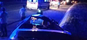Otomobil takla attı: 6 Yaralı