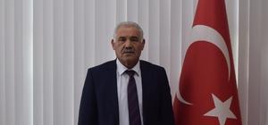 """Pınarbaşı, """"Esnaf ve sanatkârımız ülkemiz için elini taşın altına koymuştur"""""""