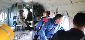 Sakarya'da helikopterli trafik denetiminde 15 araç sürücüsüne ceza kesildi