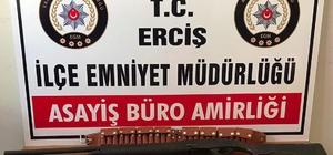 Erciş'te silahlı kavga: 8 gözaltı