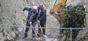 Kanal temizliği tamamlandı