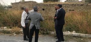 """Başkan İlhan: """"Gürpınar'daki asırlık değirmenler çalıştırılmalıdır"""""""