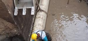 Erciş'te 6 kilometrelik su hattı yenileniyor