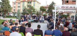 Başkan Altay, Karapınar ve Emirgazi halkıyla buluştu