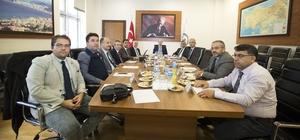 Giresun Üniversitesi'nde  Stratejik Kurul Toplantısı