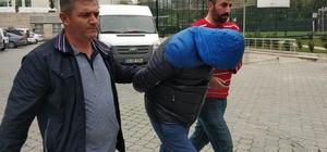 Ölümlü kazanın sürücüsü polisin takibi sonucu yakalandı