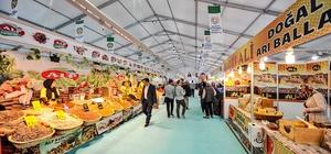Birbirinden farklı yöresel lezzetler Malatya'da buluşuyor İl İl Yöresel Ürünler Fuarı 20 Ekim'de açılıyor