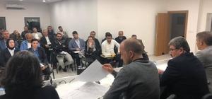 AK Parti Ana Kademe Yönetim Kurulu toplantısı yapıldı
