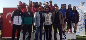 Van Büyükşehir Belediyespor Kulübünden büyük başarı