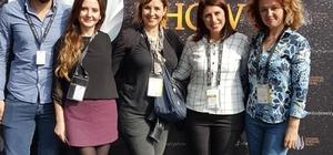 Çifci ve Çoban, İstanbul Jewelry Show'a katıldı